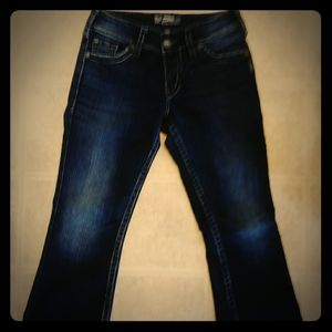 Jeans (Silvers)